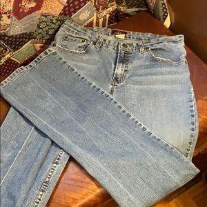 Jordache Low-Rise size 11/12 Long Jeans